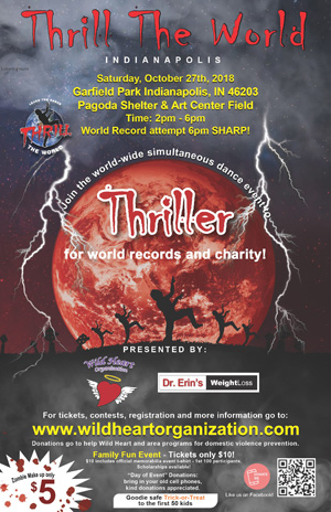 Thrill the World Flyer